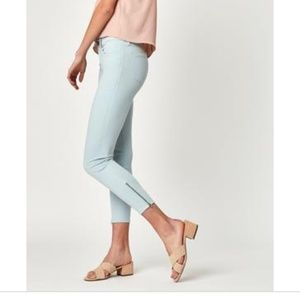 NWT Mavi Women's Jeans Adriana Ankle Zip (RU1)
